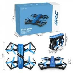 Drone Blue Crab jjrc Novo na caixa Aceito cartao