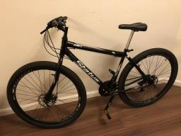 Bicicleta status BIG evolution