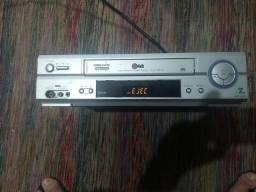 Vídeo Cassete LG 7 cabeças