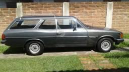 Caravan Comodoro 84 250S 6 cilindros 3º dono - 1984