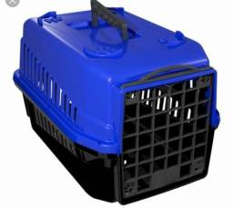 Caixa para transporte cães pequeno e gato