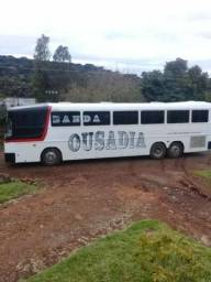 Ônibus Nielson 350 Scania Banda Motorhome Pescaria Rodeio - 1989