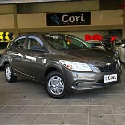 Chevrolet onix hatch lt 1.0 8v spe/4(flex) - 2015