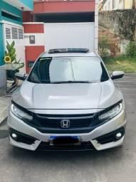 Honda Civic g10 Touring 16/17 apenas 24.000 km - 2017