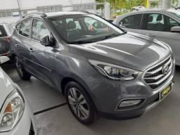 Baixou - Hyundai IX35 cinza 2.0 Automático 2017 - 2017