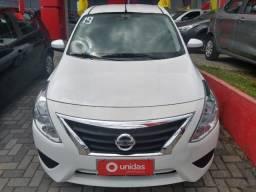 Nissan Versa Conforto 1.0 FLEX 2019. Ipva 2020 e Transferência Grátis ! Unidas Recreio - 2019