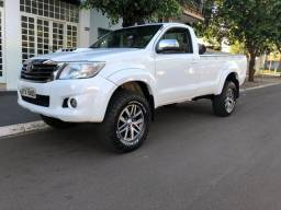 Hilux cabine simples ano 2006 - 2006