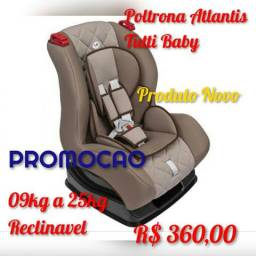 M E G A P R O M O C A O . Cadeira Reclinavel da Tutti Baby Modelo Atlantis