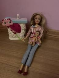 Brinquedo Barbie pediatra