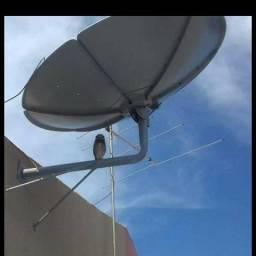 Tecnico antena