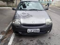 Clio rt 1.6/ carro de repasse/ 2000 - 2000