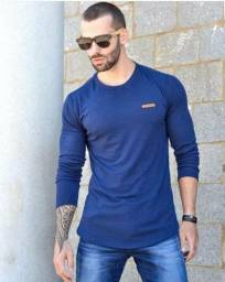 Camisa canelada