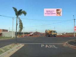 Terreno em bairro aberto - Entrada Facilitada - Financiamento direto com o Loteador