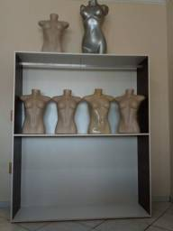 Maniquim Feminino Meio corpo