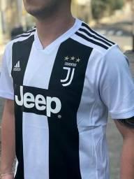 Camiseta clubes europeus originais (sem número) aed0de8e5a5fd