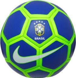 Bola Nike Futsal brasileirao 19 CBF azul Menor c c 24a41372bcb2d