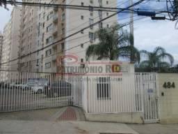 Apartamento à venda com 2 dormitórios em Rocha miranda, Rio de janeiro cod:PAAP22920