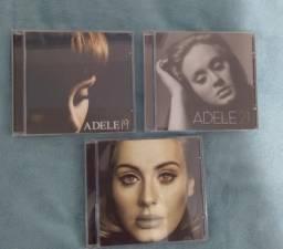 Conjunto de CDs Adele comprar usado  São Paulo
