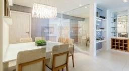 Apartamento 109m², 3 quartos + dependência. Andar alto, lado sombra - Capim Macio