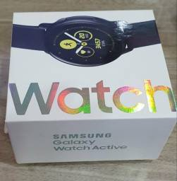 Samsung galaxy watch active- preto