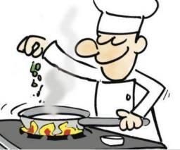 Admite se Cozinheiro