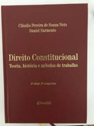 Direito Constitucional - Daniel Sarmento, 2017
