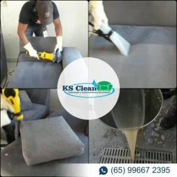 KS Clean Lavagem e Higienização Profissional Especializado em Estofados