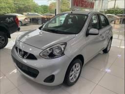 Nissan March 1.6 Sv 0Km Taxa Zero!!! Oportunidade
