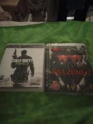 Killzone 2 e Call of duty mw3