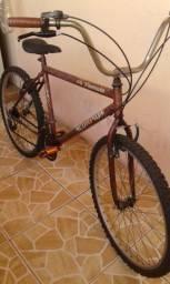 Bike Scorpion para desocupar lugar