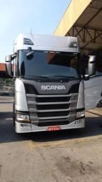 Scania r450 2019/2019 com retarder