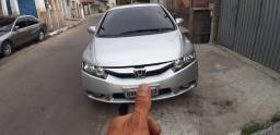 Honda niw civic 07 automático lxs