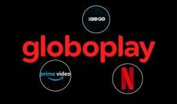 Netflix, Prime Video, GloboPlay, Telecine Play e outros serviços