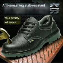 Sapato bota EPI Nº 43