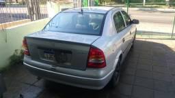 Astra sedan gl 1.8, com GNV estudo troca parcelo