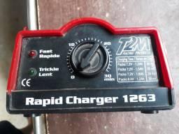Carregador de bateria 8 volts
