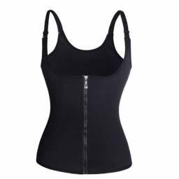 Bodysuit Emagrecimento com Zipper P