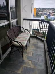 Apartamento à venda com 3 dormitórios em Vila clementino, São paulo cod:268