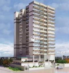 Apartamento à venda, 61 m² por R$ 340.000,00 - Canto do Forte - Praia Grande/SP