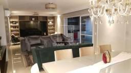 Apartamento à venda com 3 dormitórios em Bosque das juritis, Ribeirao preto cod:54625