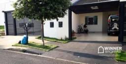 Ótima casa térrea à venda, 105 m² por R$ 365.000 - Jardim Itália II - Maringá/PR