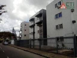 Apartamento com 2 dormitórios para alugar, 80 m² por R$ 900,00/mês - Iputinga - Recife/PE