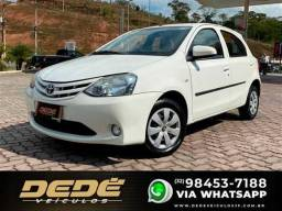 TOYOTA ETIOS 2014/2014 1.3 X 16V FLEX 4P MANUAL