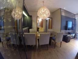 Apartamento com 3 dormitórios à venda, 98 m² por R$ 590.000,00 - Jardim Aclimação - Cuiabá