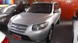 SANTA FÉ 2009/2010 2.7 MPFI GLS 7 LUGARES V6 24V GASOLINA 4P AUTOMÁTICO