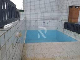 Cobertura com 4 dormitórios para alugar, 148 m² por R$ 4.500,00/mês - Canto do Forte - Pra