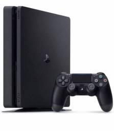 PlayStation 4 + VR + 18 jogos (parcelado 12x)
