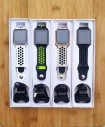 Smartwatch Lacrado F8 relogio inteligente (entregamos gratuitamente)