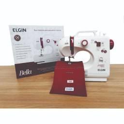 Máquina de Costura Elgin Bella - um mês de uso, na garantia
