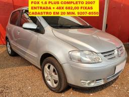 Fox 1.6 Plus Completo só 80.000 km.